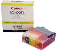 Canon BCI 1002 Y N 1000/ 2000 Inkjet / getto d'inchiostro Cartuccia originale