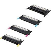 KIT 4 Toner Compatibile CLP310 Cartuccia Laser per Samsung Stampanti CLP-310, CLP-310N, CLP-315, CLP-315W, CLX-3170FN, CLX-3175, CLX-3175FN, CLX-3175FW, CLX-3175N - UN SET