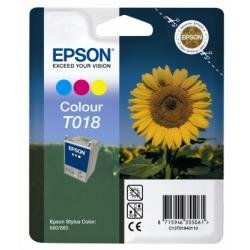 Epson T018401/20 Sty.col 680/68 Inkjet / getto d'inchiostro Cartuccia originale