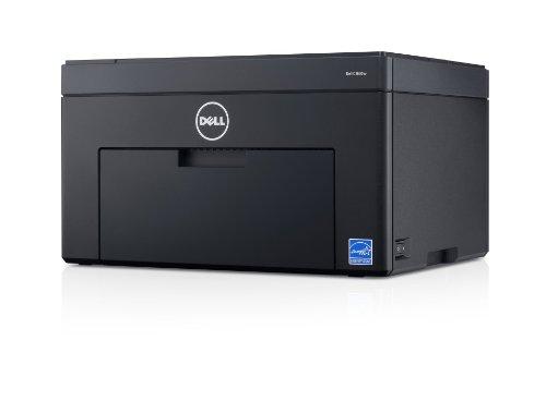 Dell C1660w SFC Stampante Laser, A4, Nero