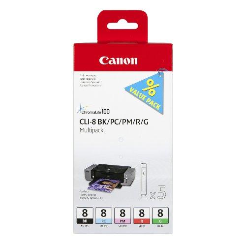 Canon CLI-8 0620B027 Inkjet / getto d'inchiostro Cartuccia originale