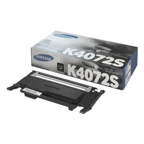 Samsung CLT-K4072S/ELS Cartuccia Toner da 1.500 Pagine, Nero