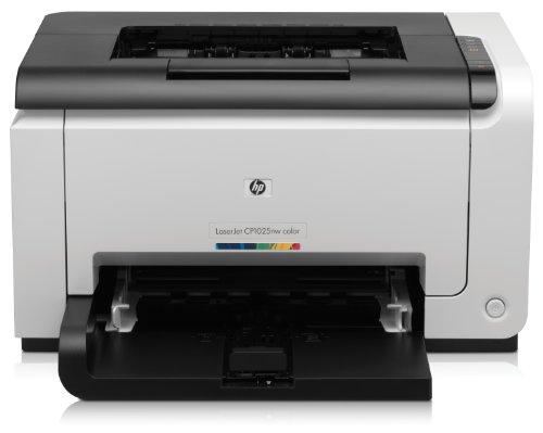HP Laserjet PRO CP 1025 NW Laser Stampanti