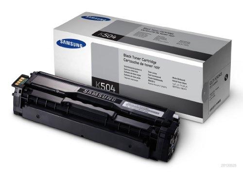 Samsung CLT-K504S CLX 4195 N/FN/FW Cartuccia laser