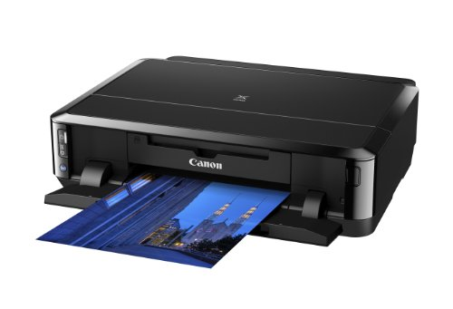 Canon IP7250, Stampante Ink-jet Pixma, Pentacromia, Wi-Fi, Colore Nero
