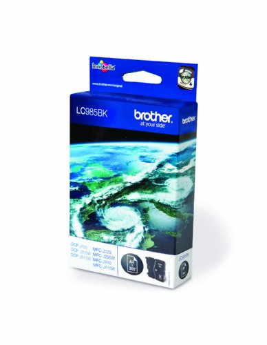 Brother LC-985BK DCP-J315W Inkjet / getto d'inchiostro Cartuccia originale