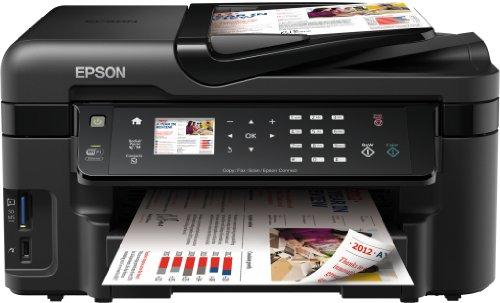 Epson WF-3520DWF Stampante Multifunzione Inkjet