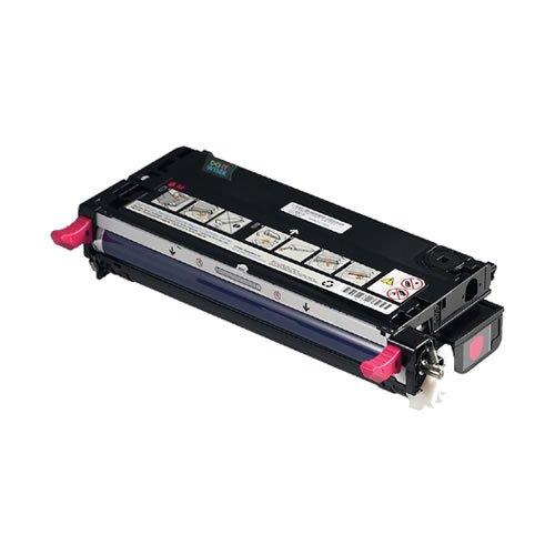 Doitwiser ® Dell 3110 3110CN 3115 3115CN Toner Compatibile Magenta ad Alto Rendimento - 593-10172