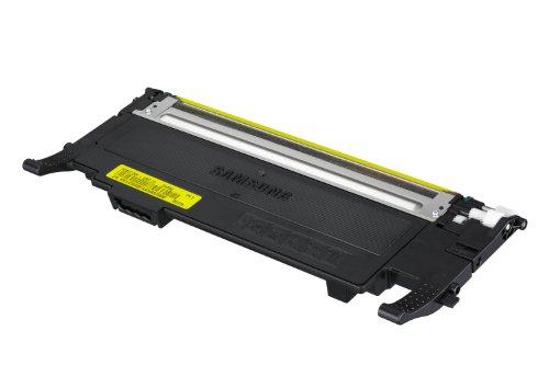 Samsung OA V CLP-320 Cartuccia toner, giallo, per Serie CLP-320/CLP-325/CLX-3185