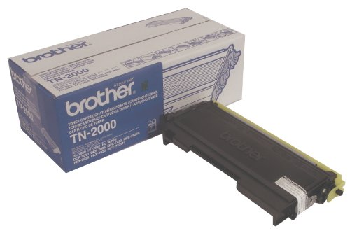 Cartucce toner TN-2000 originale - Brother (Nero)
