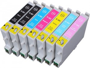 7 Multipack Alta Capacità Epson T0487 Cartucce Compatibles 2 nero, 1 ciano, 1 magenta, 1 giallo, 1 light ciano, 1 light magenta compatibile con Epson Stylus Photo R200, Stylus Photo R220, Stylus Photo R300, Stylus Photo R340, Stylus Photo RX500, Stylus Photo RX600, Stylus Photo RX640. Cartucce Compatible. T0481 , T0482 , T0483 , T0484 , T0485 , T0486 © Cartuccia Land